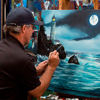 Wyland's Art Studio