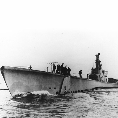 Lost & Found: The Search for the USS Lagarto