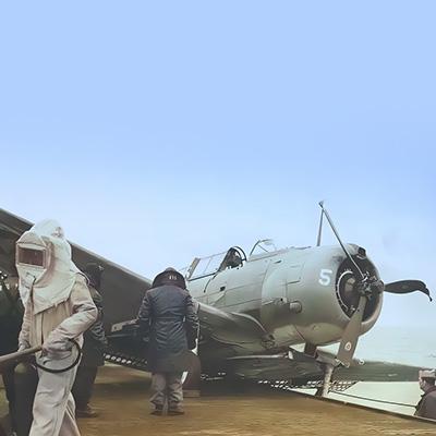 Heroes on Deck: World War II on Lake Michigan